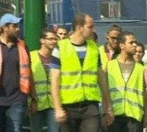 متطوعون مصريون يتعقبون المتحرشين جنسيا في شوارع القاهرة