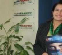 سيدة الأعمال الفلسطينية أمل ضراغمة المصري تتصدر قائمة عالمية من ١٠ نساء قياديات رياديات