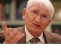 حوار خاص مع الفيلسوف الألماني يورغن هابرماس