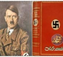 """النسخة العلمية من كتاب """"كفاحي"""" لهتلر تحصل على جائزة علمية"""