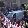 سياسيون ومثقفون مغاربة يشيعون جثمان الكاتب عبد الكريم غلاب