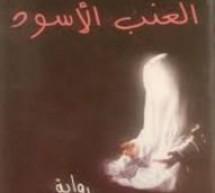 """محمد السباهي في """"العنب الاسود"""" يكتب رواية تجعلك تفكر كثيرا"""