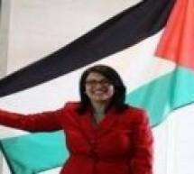 فلسطينية تتحدى ترامب من قلب الكونغرس