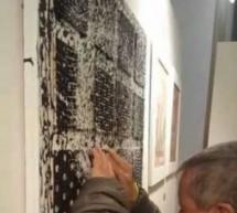 محمد الفرسيوي: في معرض الكتاب الدولي بالبيضاء 2019 لوحةٌ لضعافِ البصر ولمَنْ حُرمَ من نعمةِ البصر…!