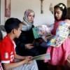 القراءة المسموعة لم تصرف الأطفال عن مطالعة الكتب