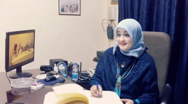 الإعلاميّة المصريّة دينا دياب تناقش رسالتها عن الكائنات الخارقة عند نجيب محفوظ