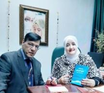 لقاء خاص مع الأديبة د. سناء الشّعلان حول أدبها للأطفال